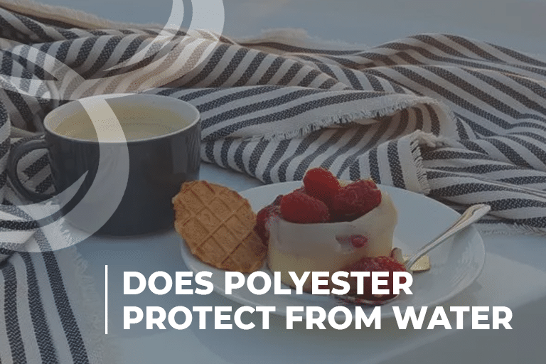 Does Polyester Protect From Water