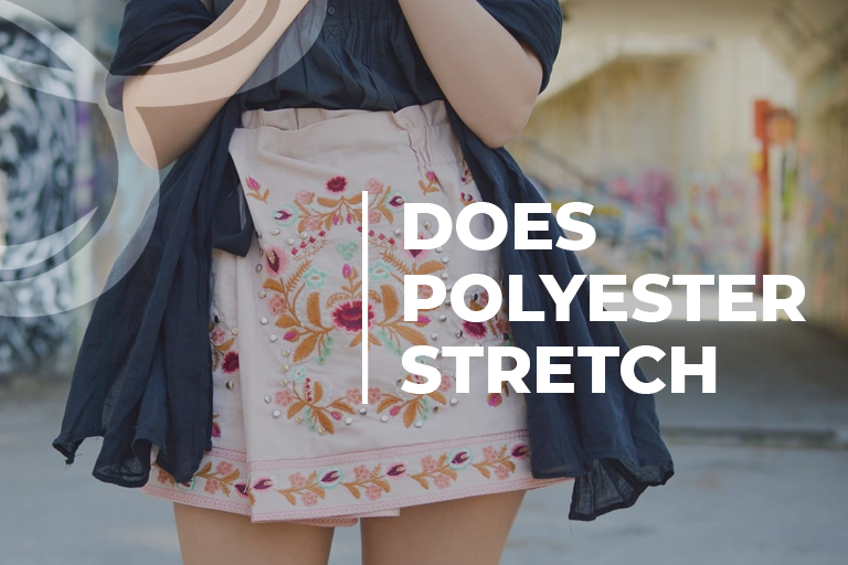 Does Polyester stretch