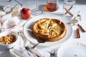 How to Reheat a Frozen Apple Pie