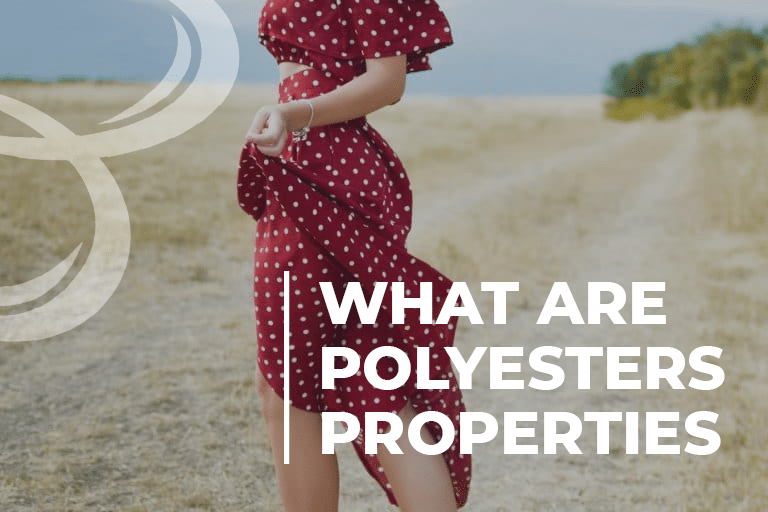 What are polyesters properties