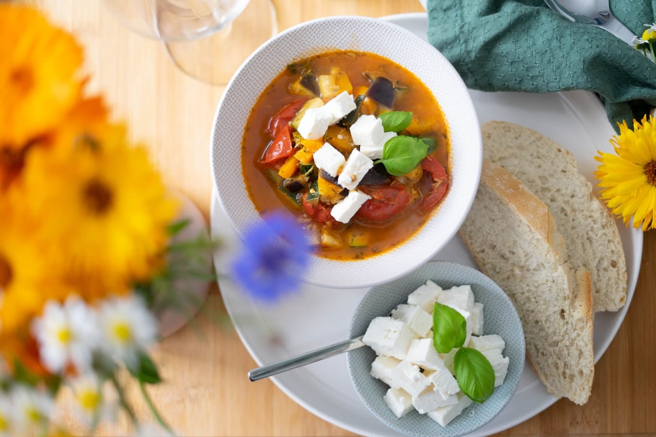 Why It Is Good to Eat Feta