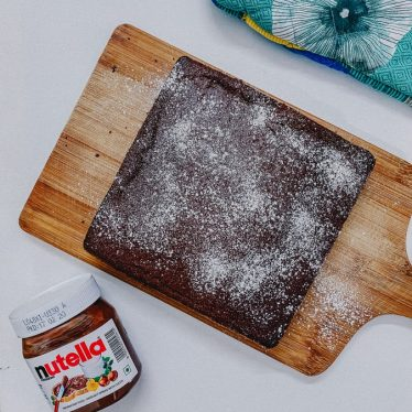 All about turning this yummy choco paste into a delicious syrup