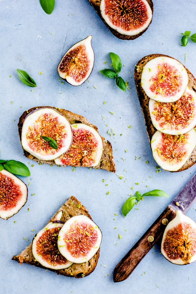 How to cope with fresh ripe figs