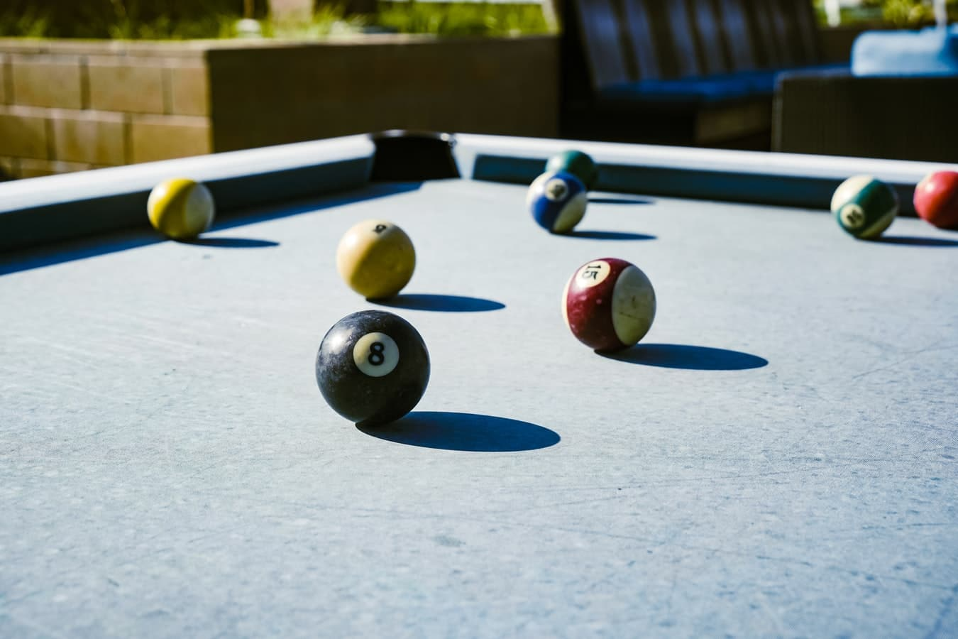 How to Make a Pool Ball Cleaner Yourself
