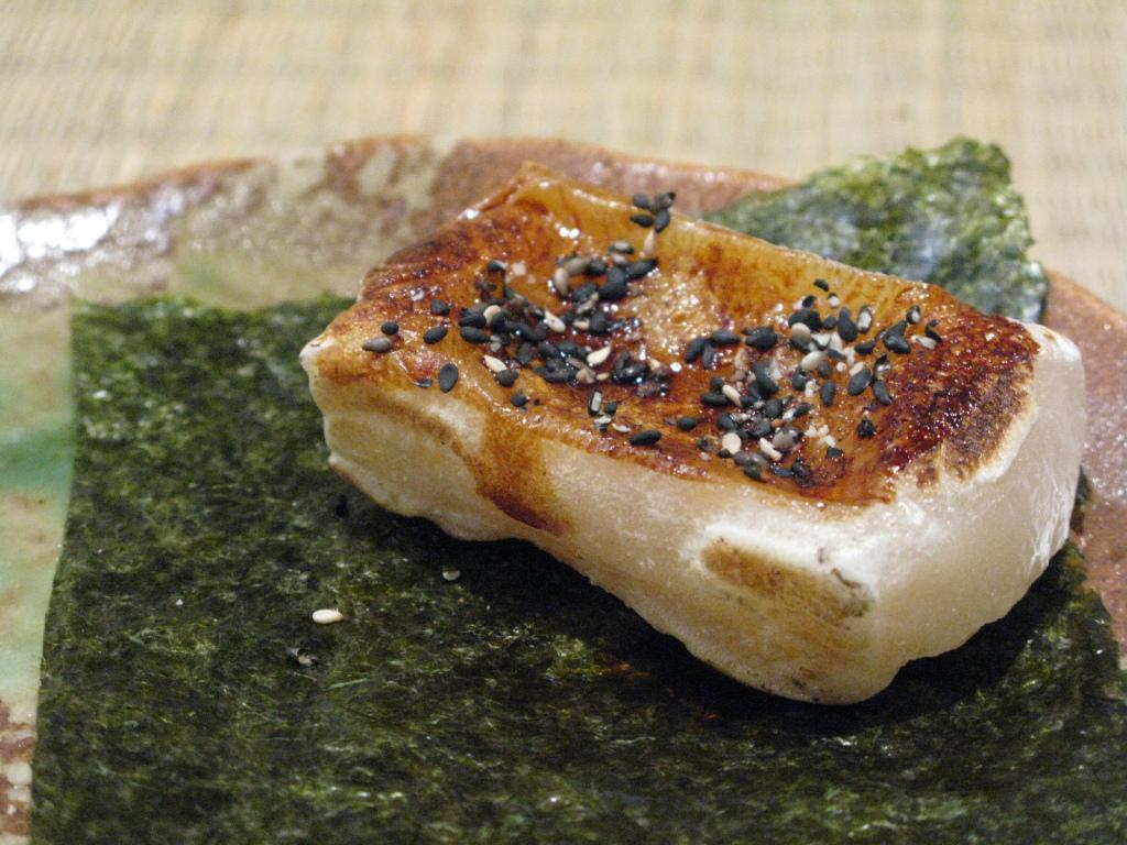 Kiri mochi