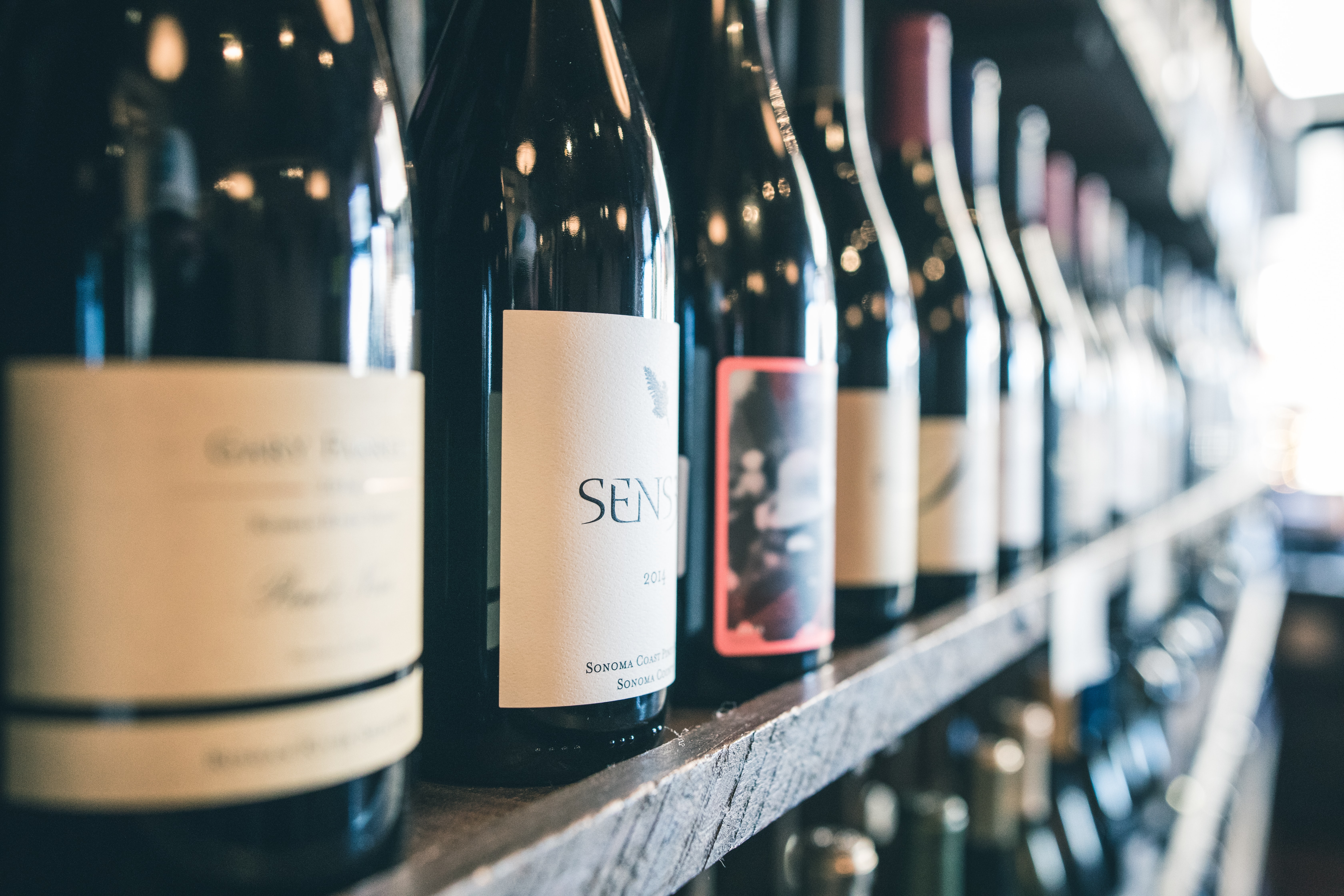 The USA And Europe Table Wine Differences