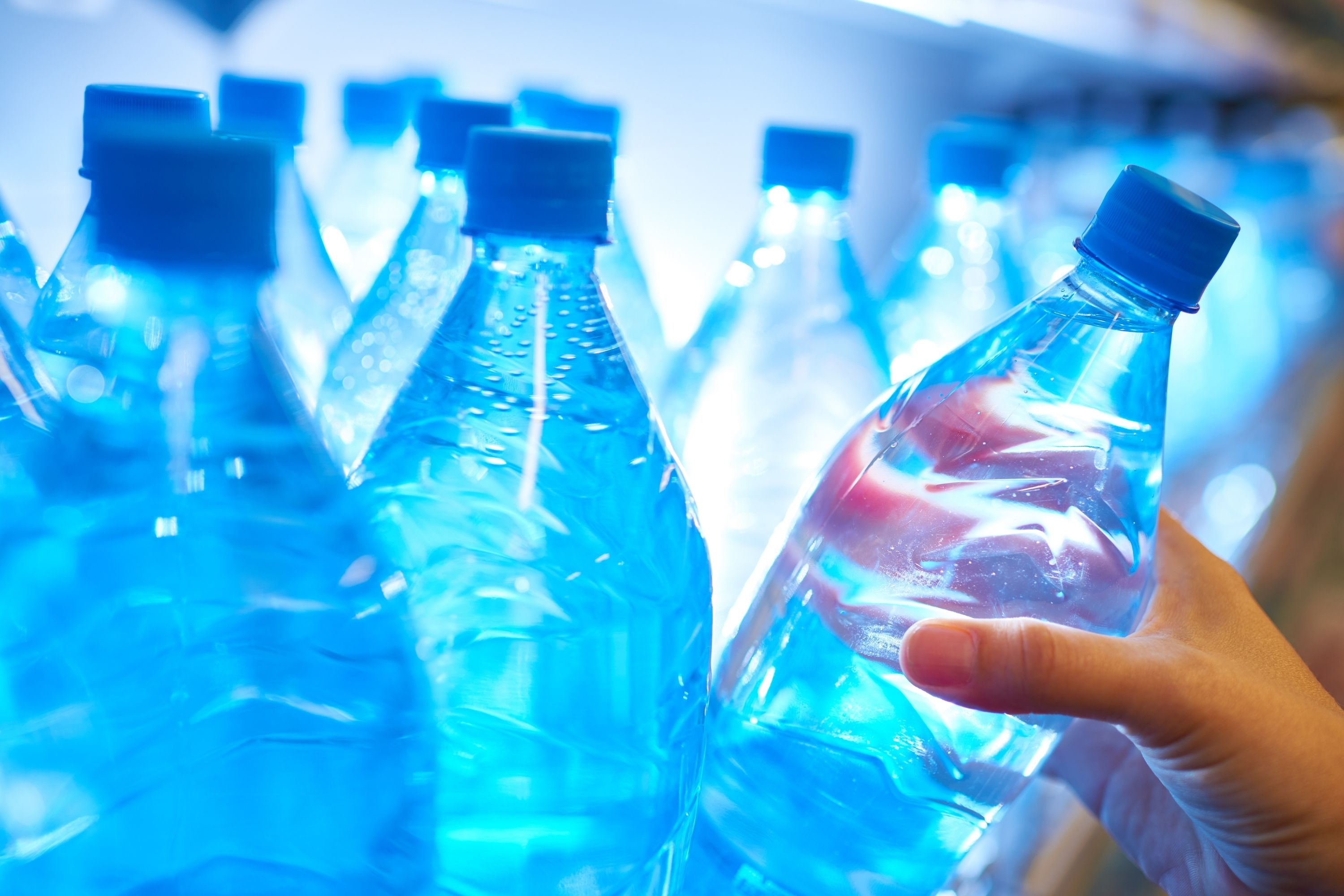 Bottled Water Storage Guide