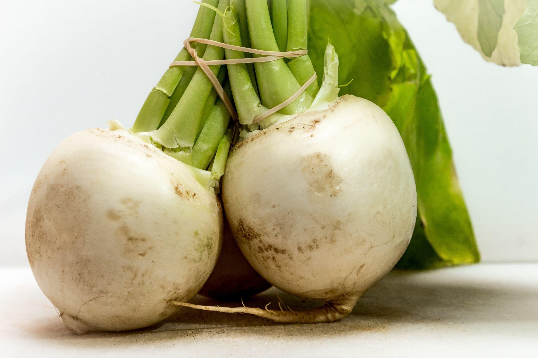 How to Roast Turnips
