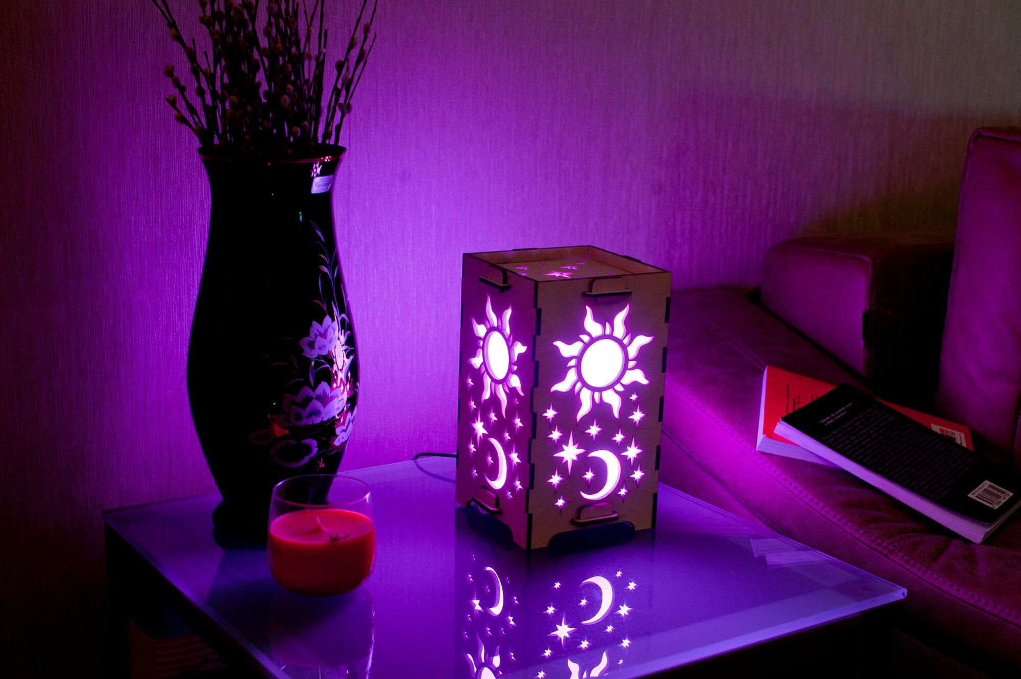 longdistance lamps