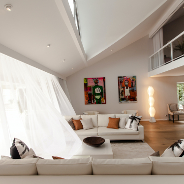 How to make Living Room Bigger