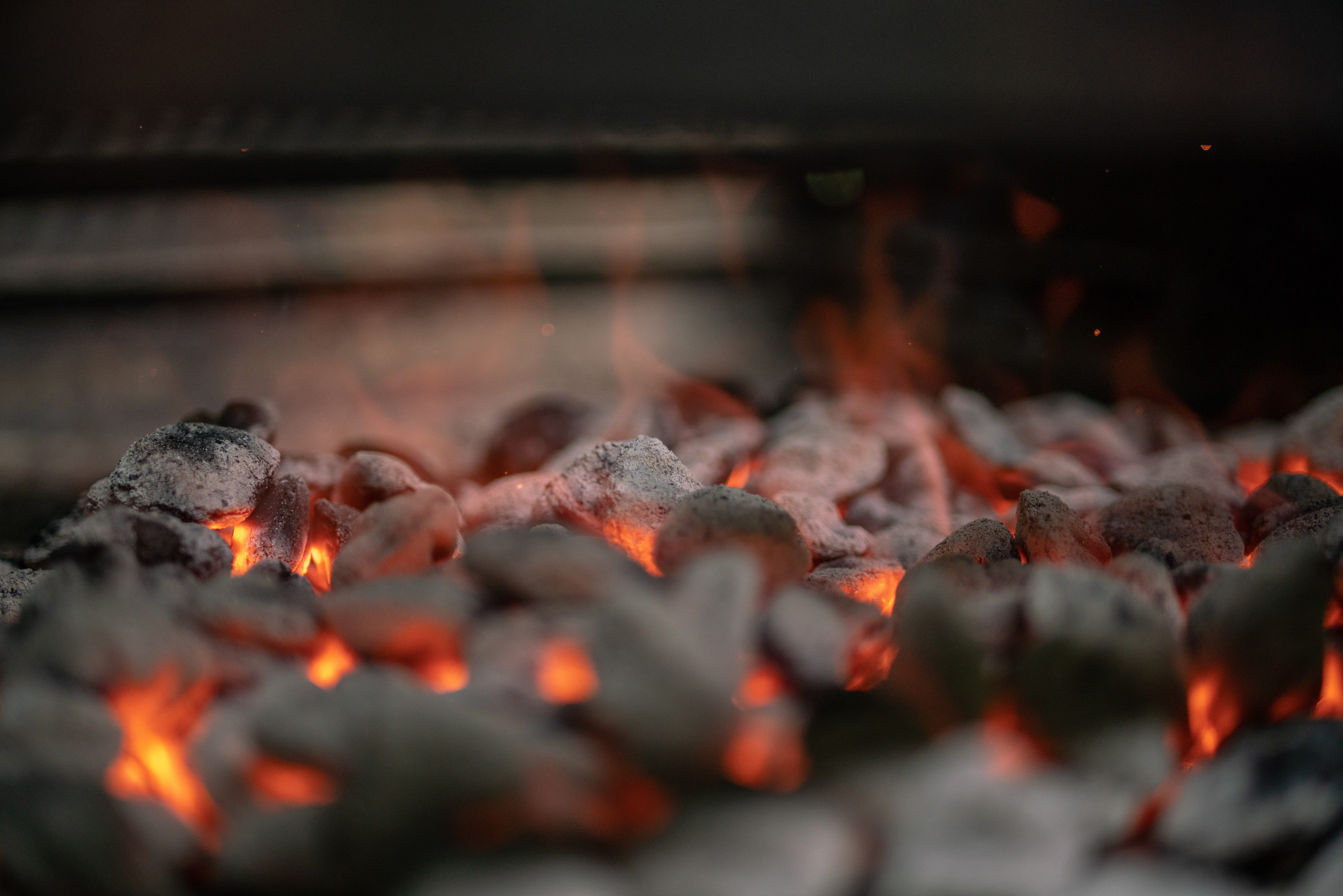 How to Keep a Charcoal Grill Going