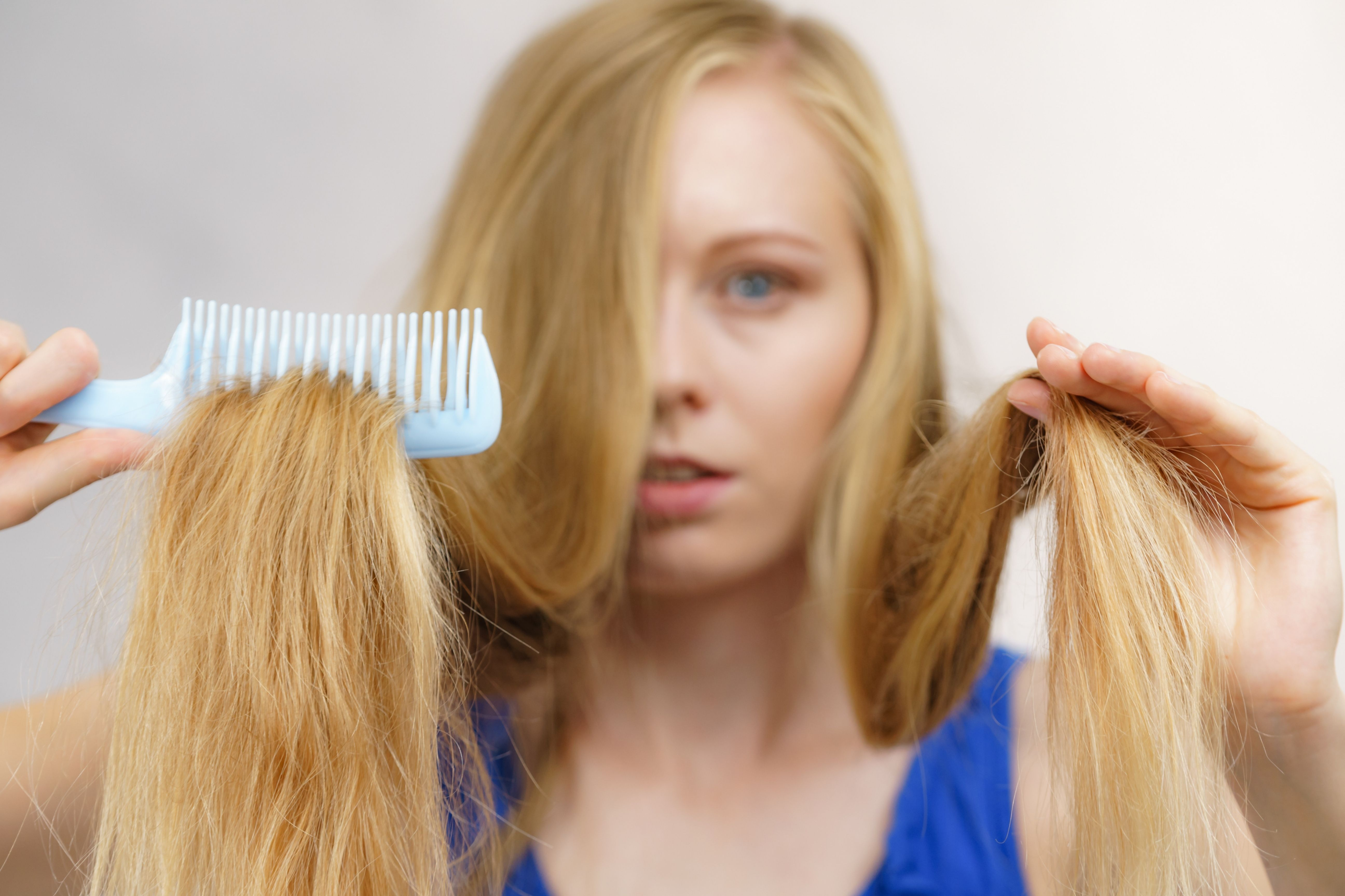 What Happens If You Have Split Ends And You Never Cut Them