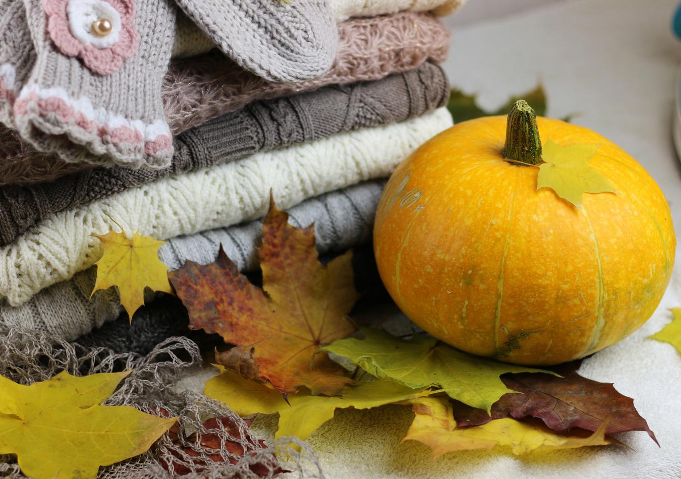 Cozy autumn aesthetics