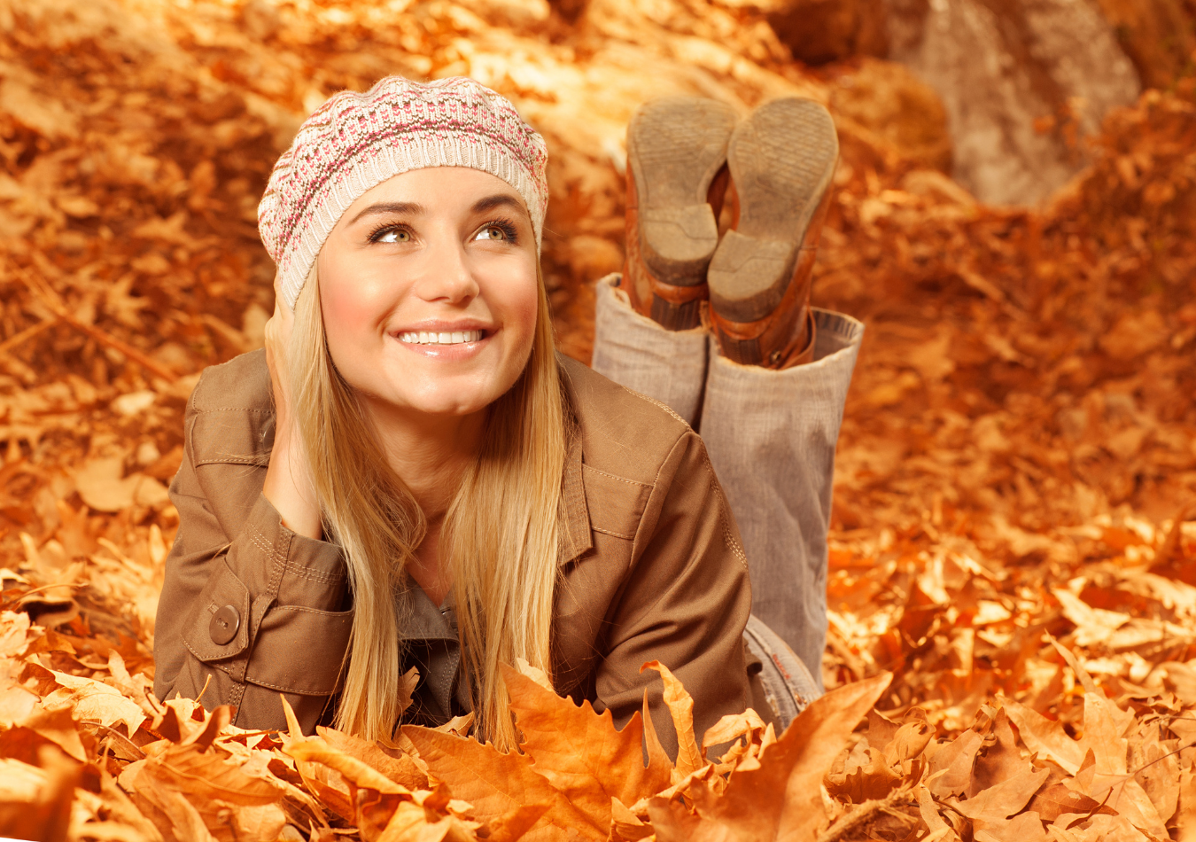 Declare your eternal love for autumn. Or for someone else! 3