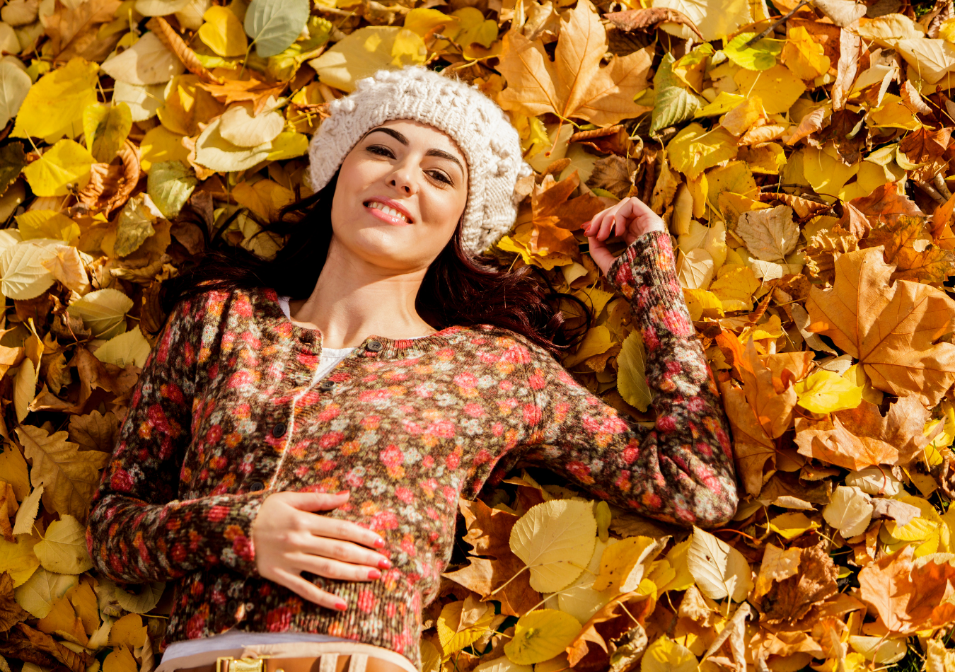 Declare your eternal love for autumn. Or for someone else!