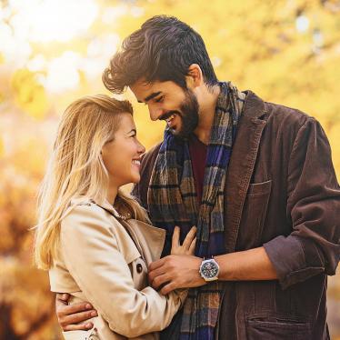 Fall Engagement Photos Ideas
