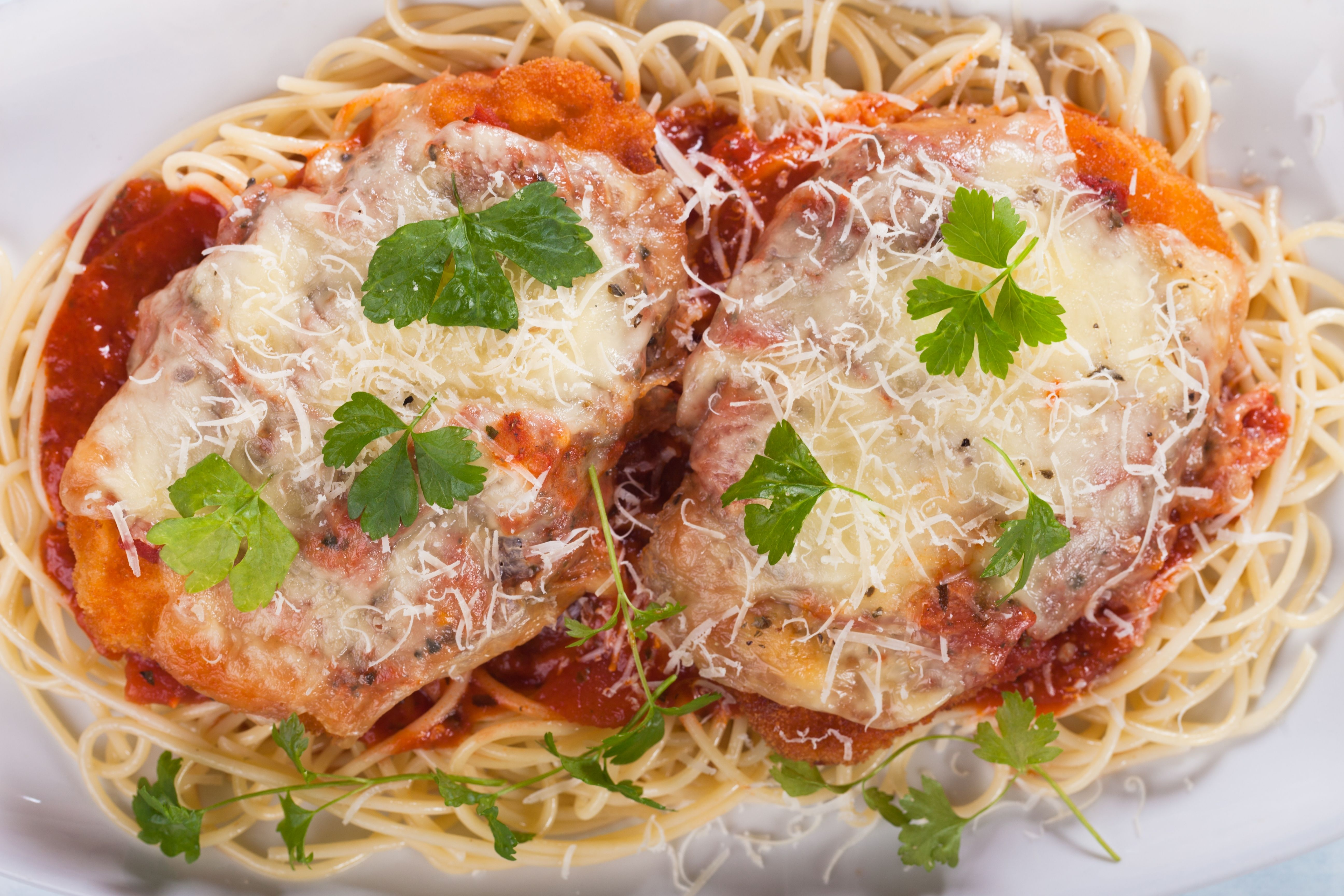 How To Reheat Chicken Parm In An Air Fryer