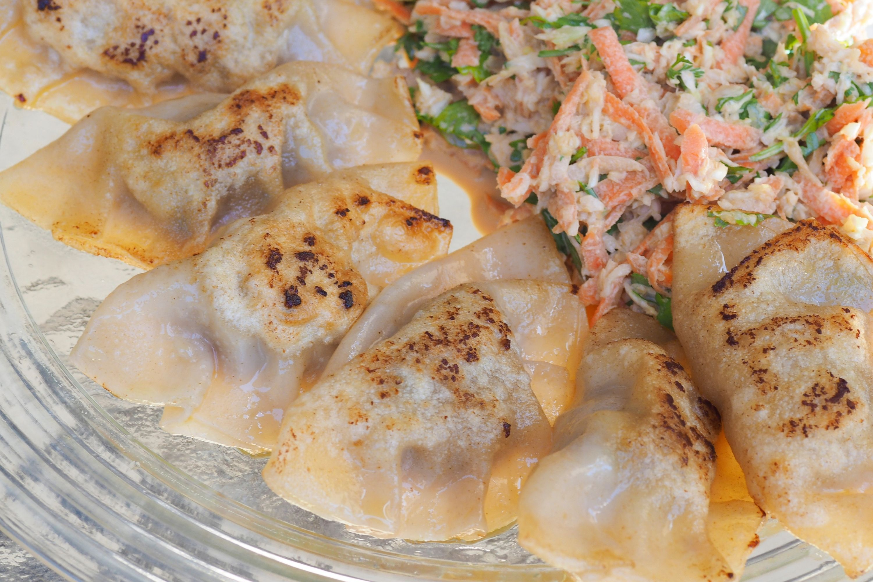 How to Cook Frozen Potstickers In The Oven precooked