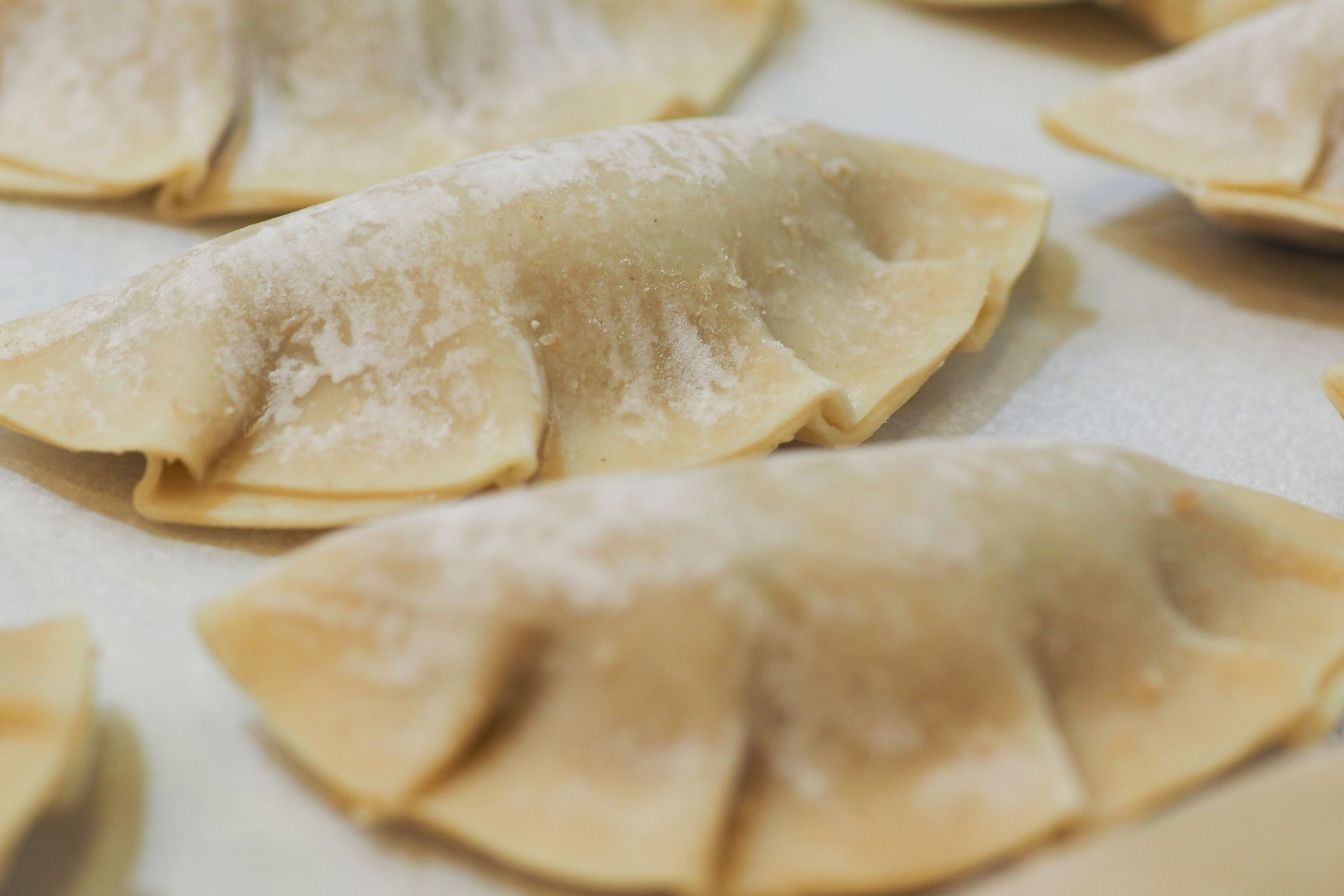 How to Cook Frozen Potstickers In The Oven time to bake