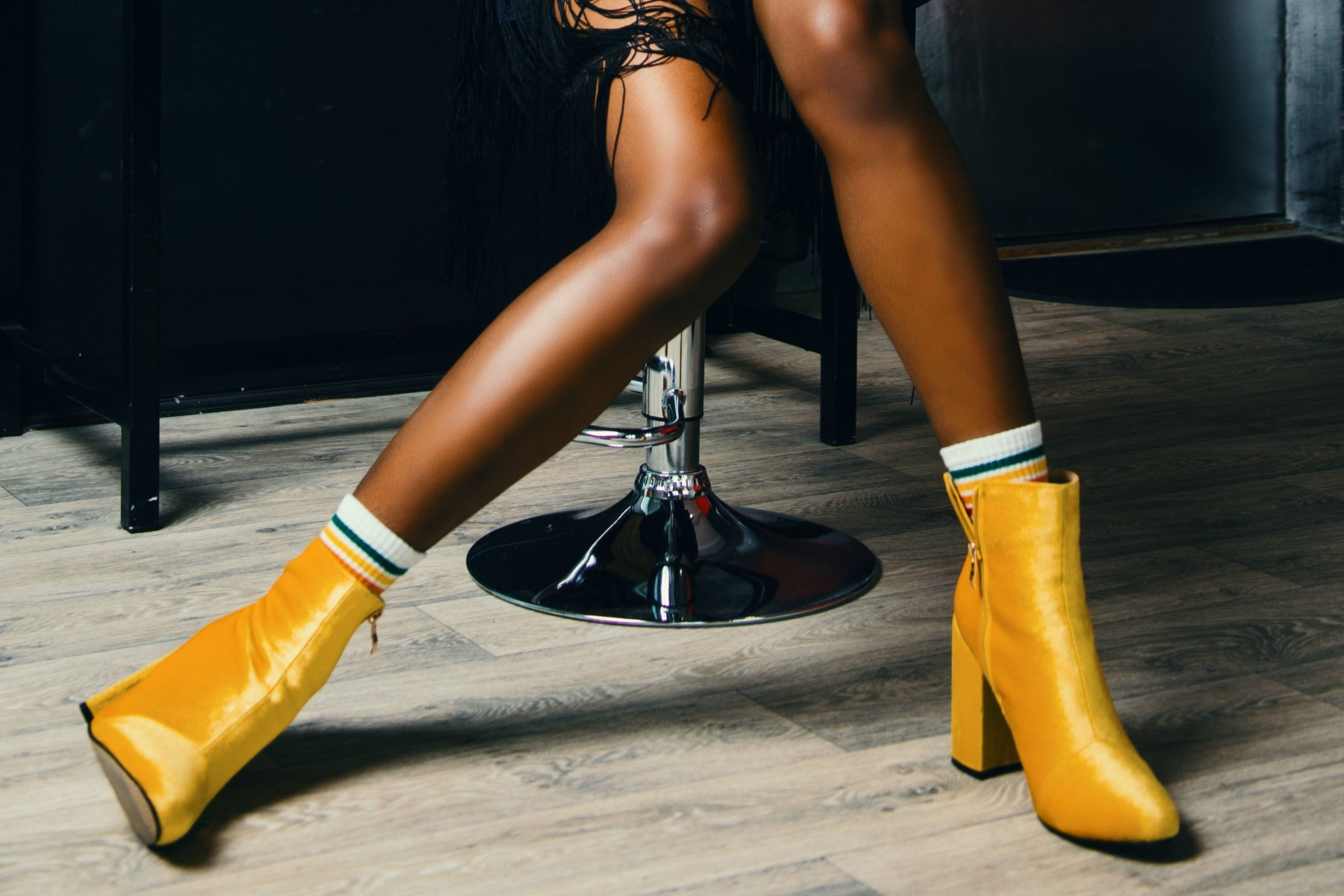 How to Fix Heel Slippage In Boots lace right