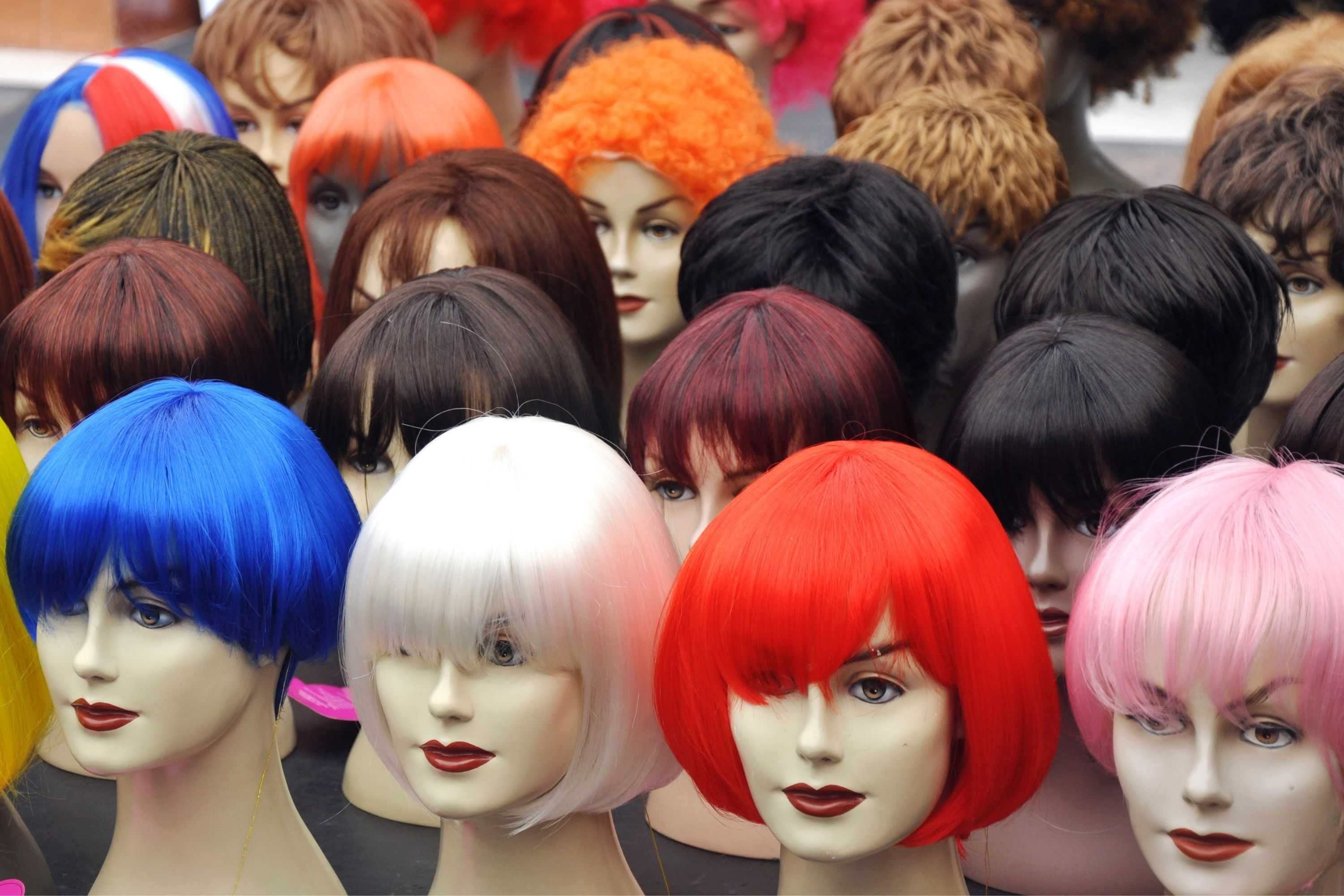 How to Lighten a Wig maintaining tips