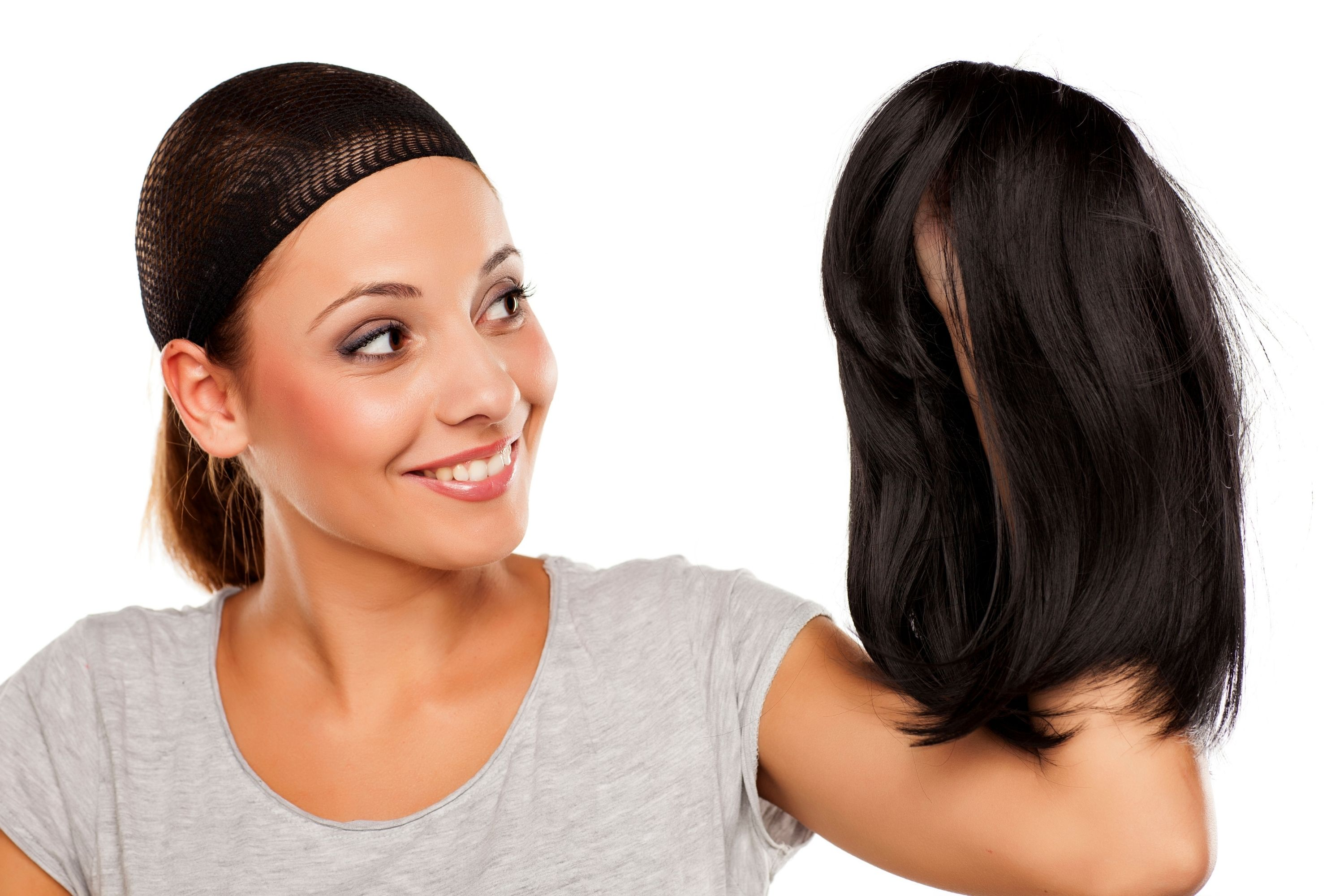 How to Make Your Nylon Wig Darker