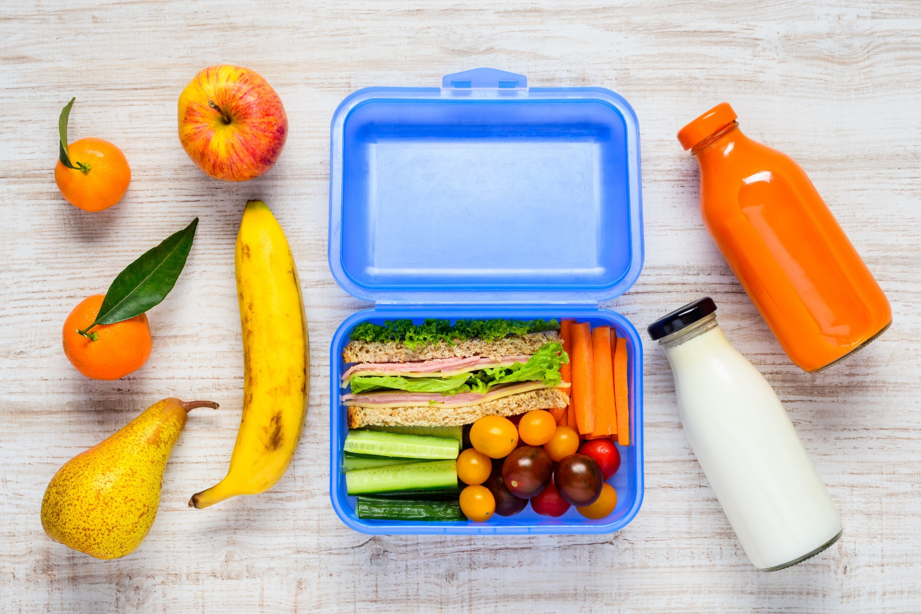 How to Pack Milk In Lunch Box (2)