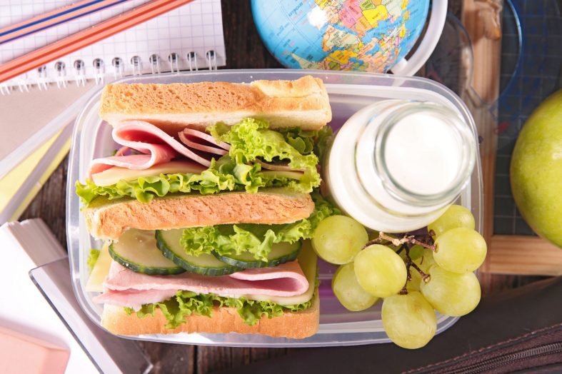 How to Pack Milk In Lunch Box