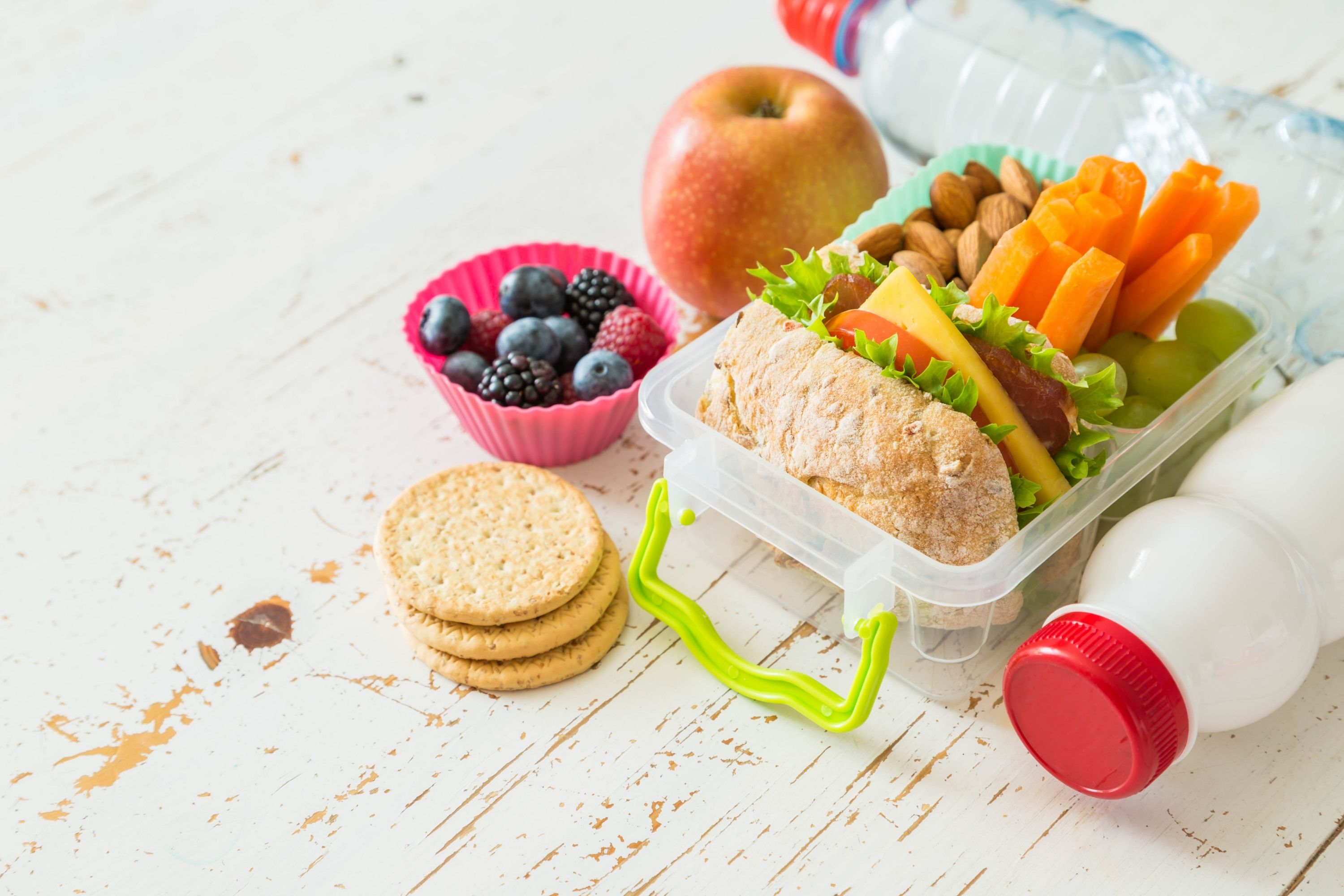 How to Pack Milk In Lunch Box keep it fresh