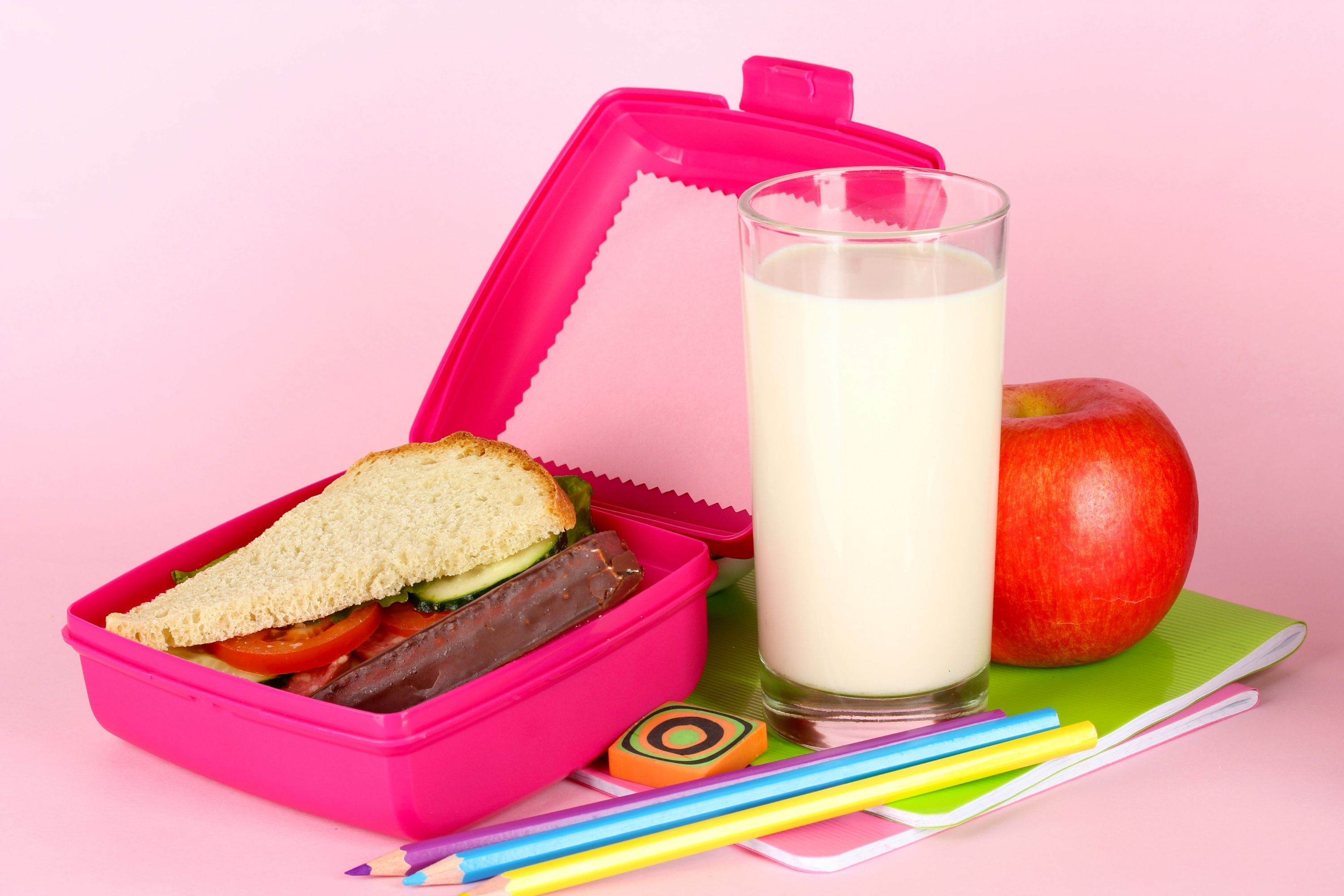 How to Pack Milk In Lunch Box tips