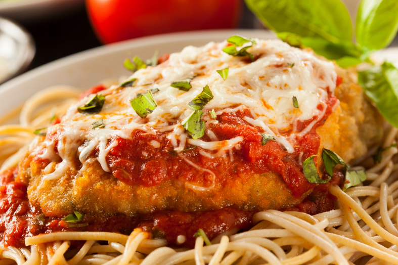 How to Reheat Chicken Parm