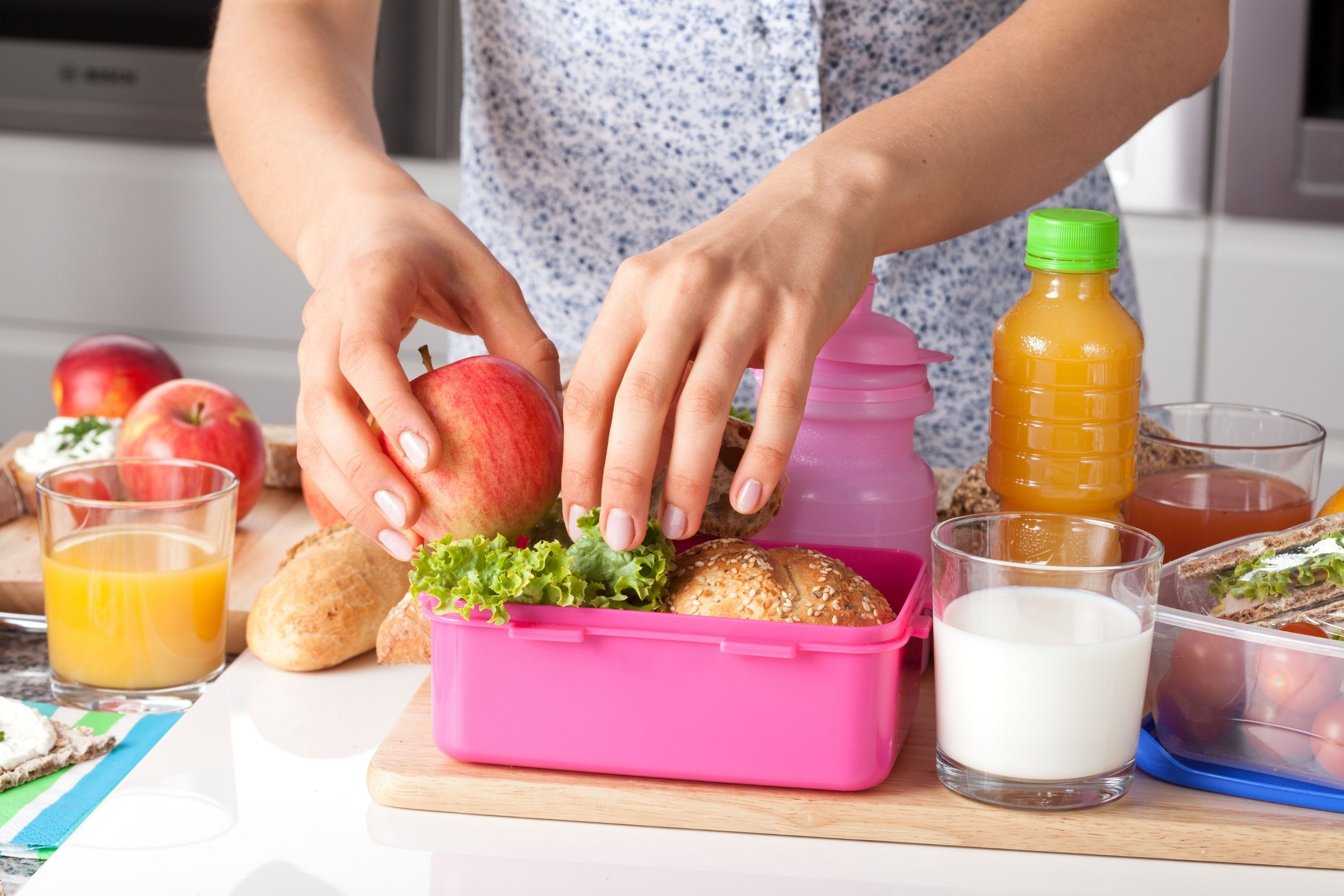 How to Use Ice Pack In Lunch Box freezer packs