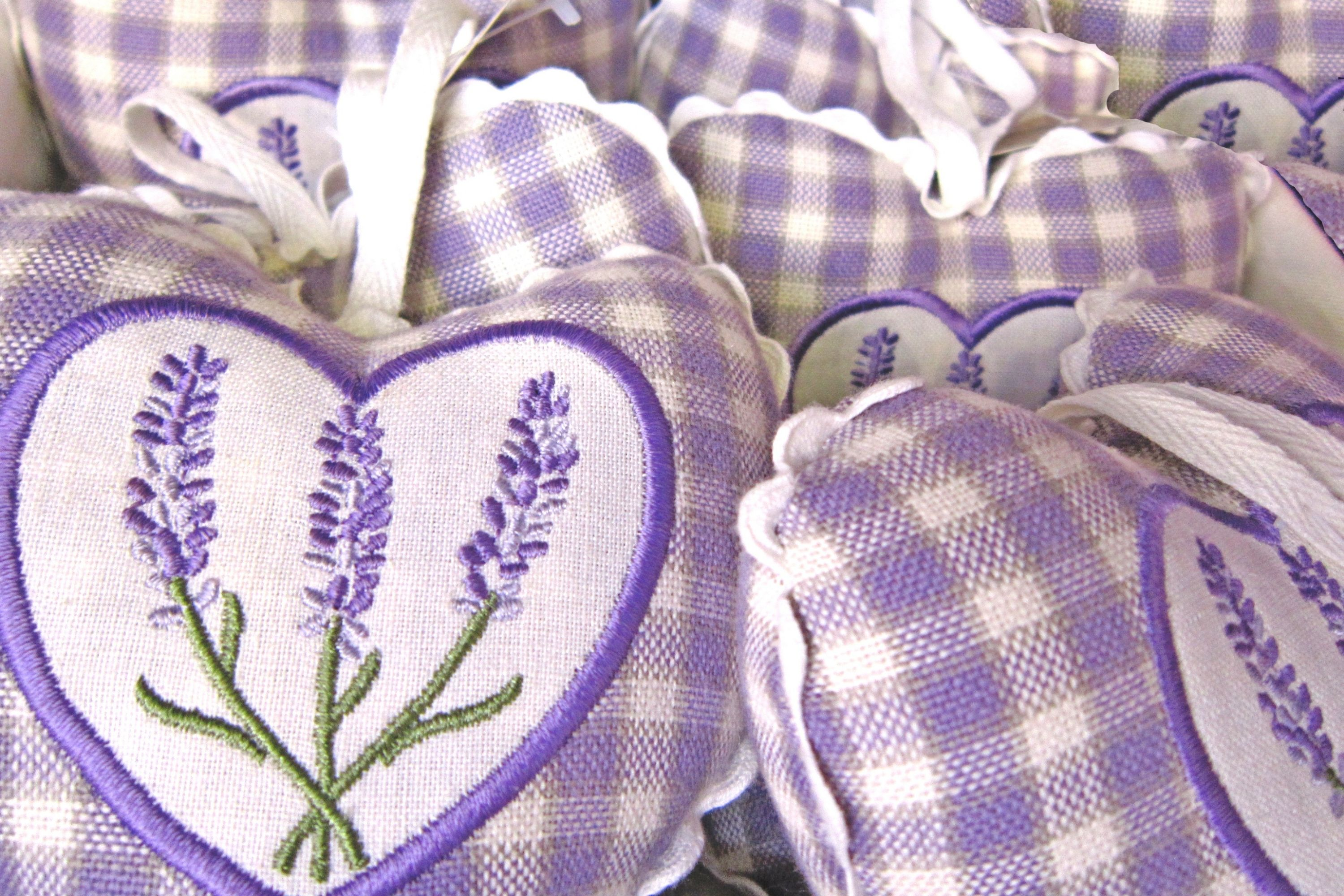 Lavender Pillows Are All Natural