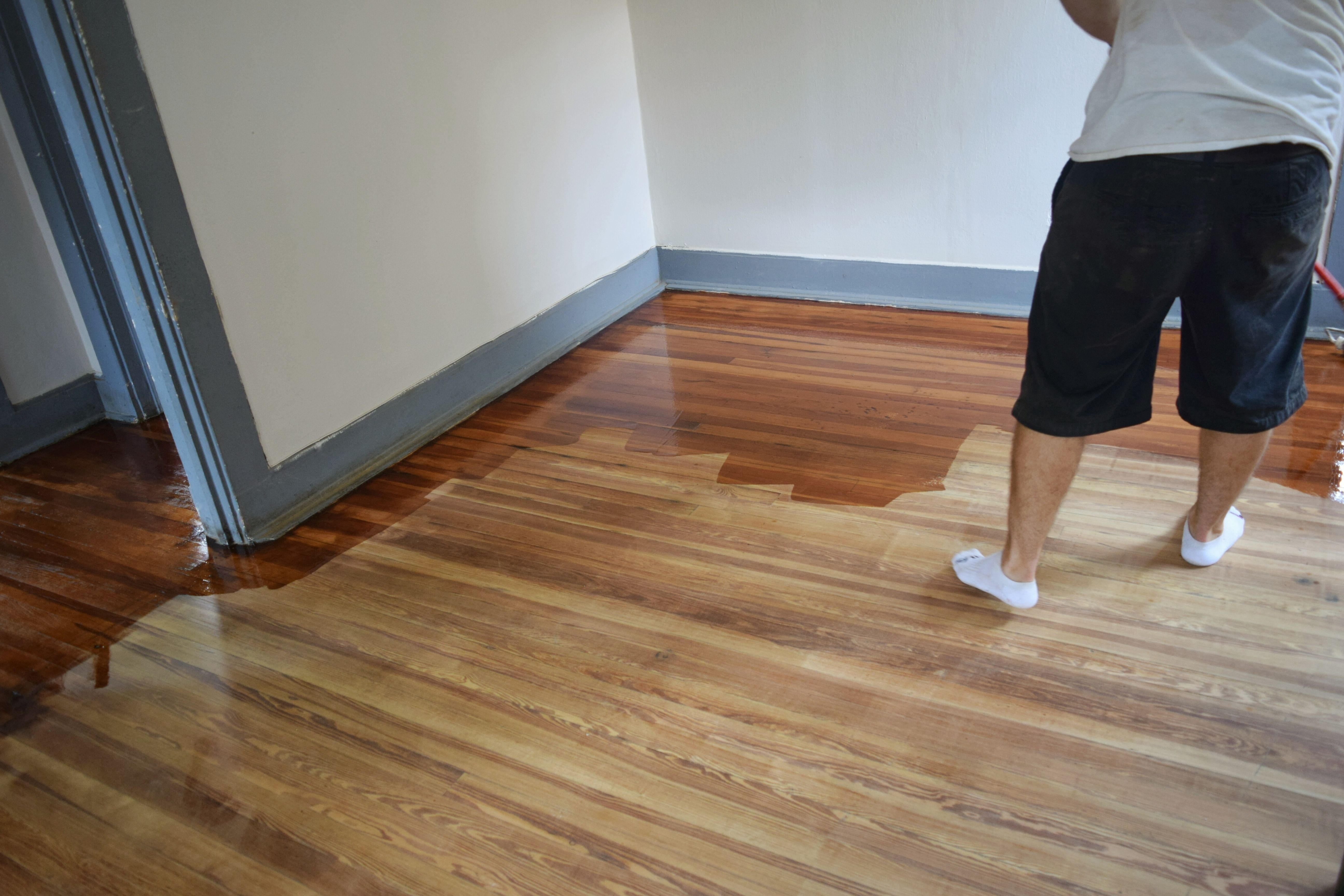 To Remove Stains From Polyurethane Coated Surface