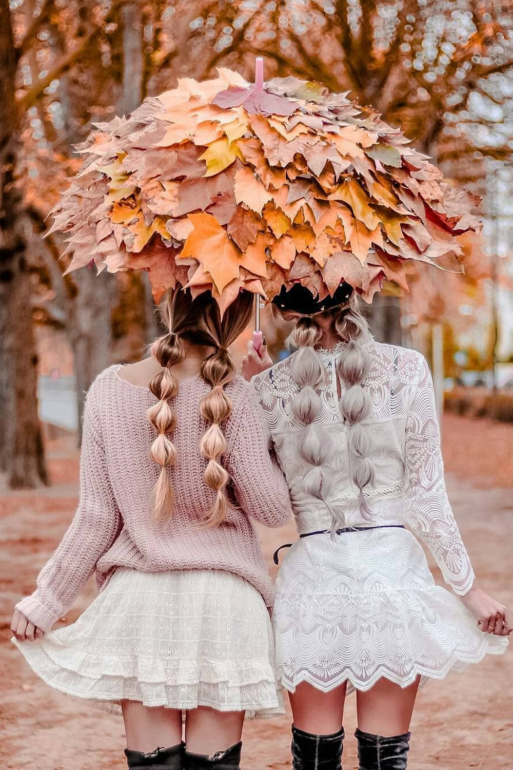 What's the autumn must have Right, the umbrella!