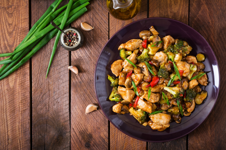 What to Serve With Stir Fry