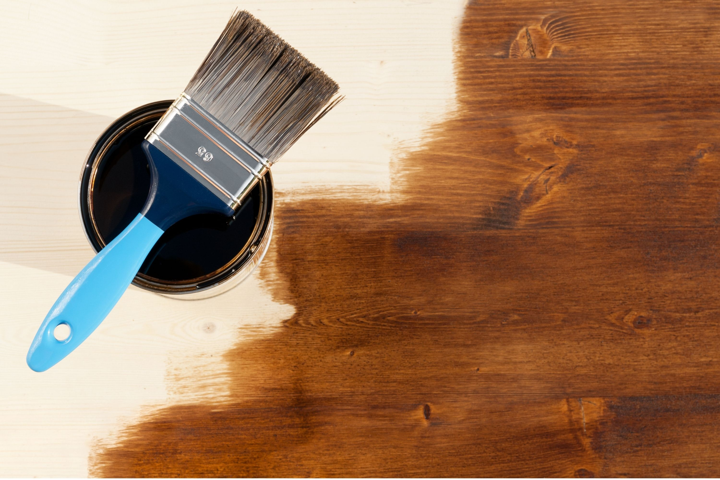 Get Rid Of Wood Stain Smell In the House