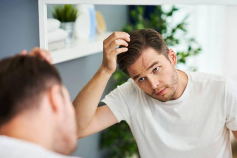Going Bald A Brief Guide on Men's Hair Loss