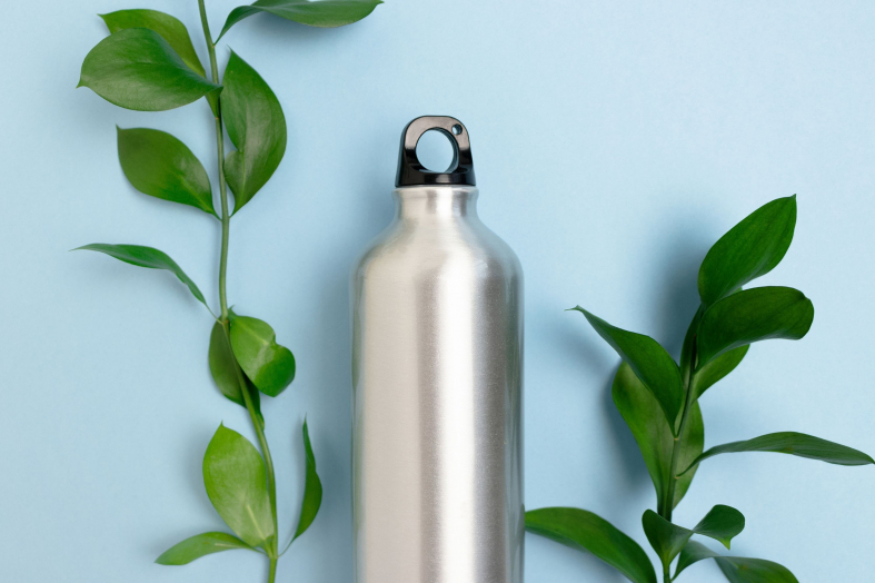 How to Clean a Stainless Steel Thermos Bottle