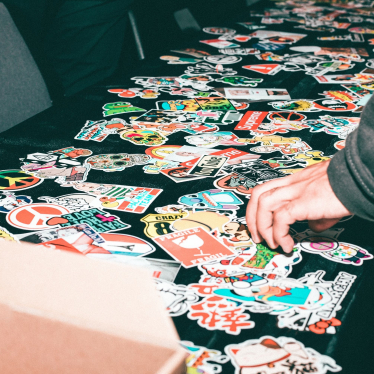 How to Keep Stickers From Peeling