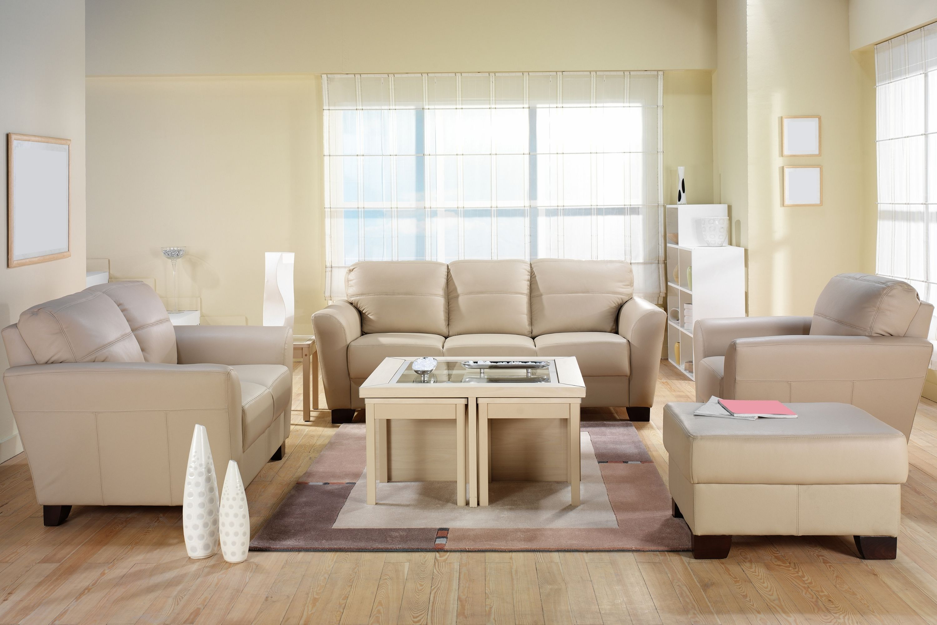 How to Turn Your Living Room Into a Piece Of Art Almost For Free rearrange furniture