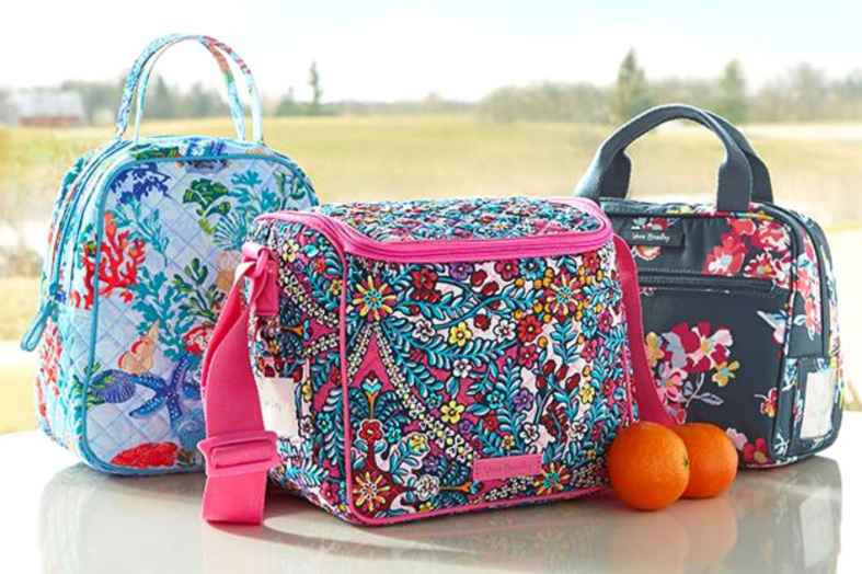 How to Wash a Vera Bradley Lunch Box