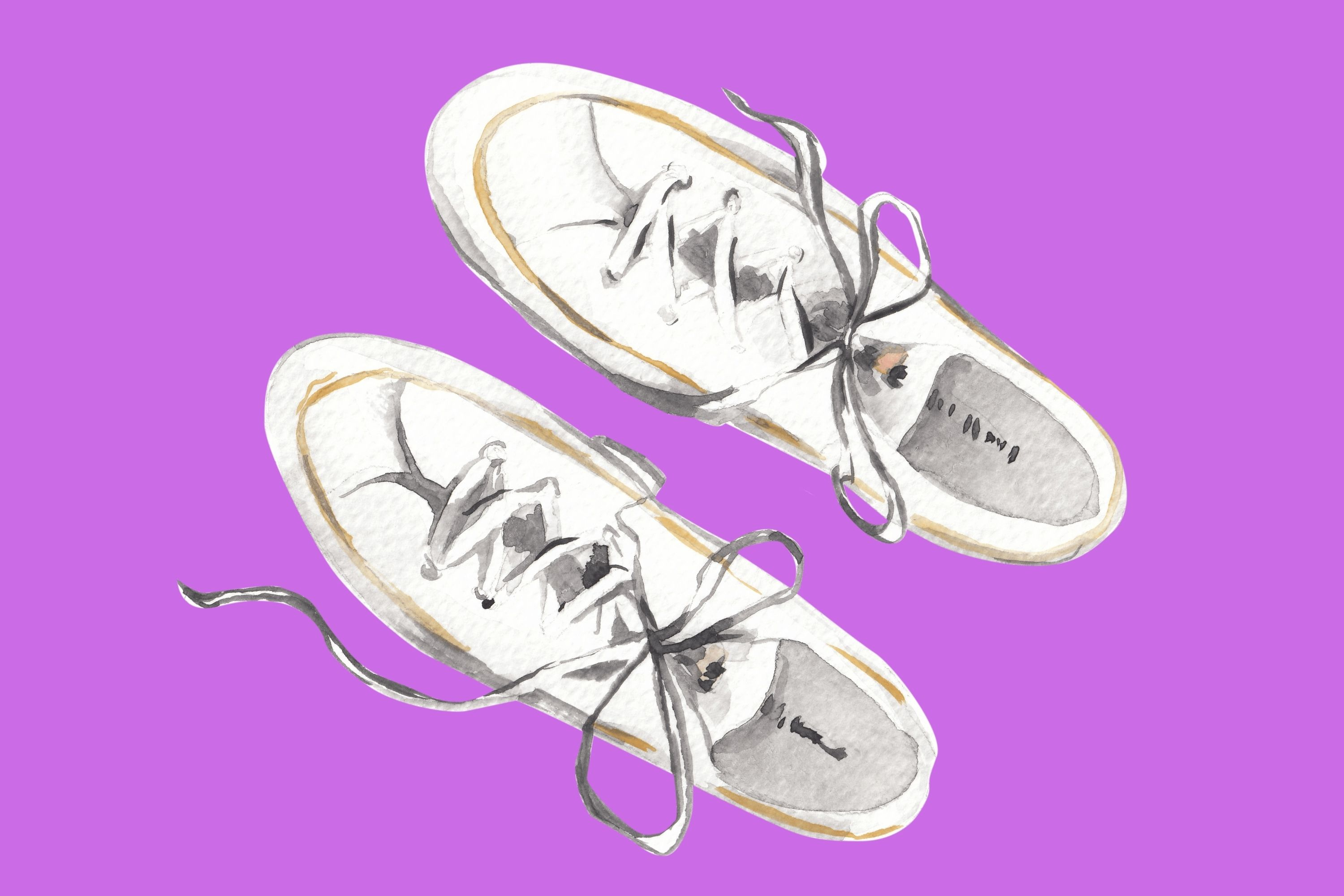 More Methods Of Removing Dry Spray Paint Off Your Shoes