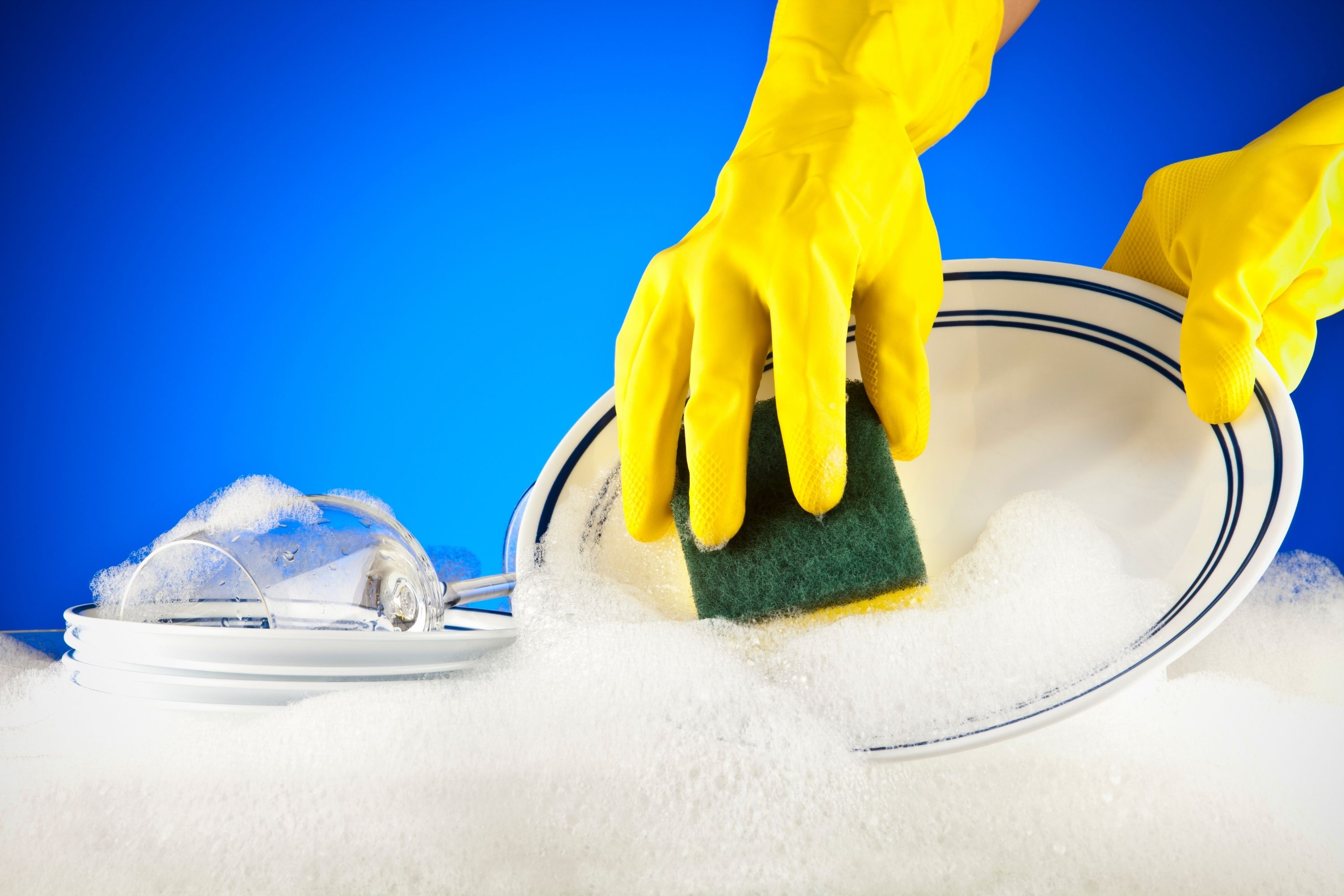 Which Is the Correct Order Of The Steps For Cleaning And Sanitizing In the Kitchen