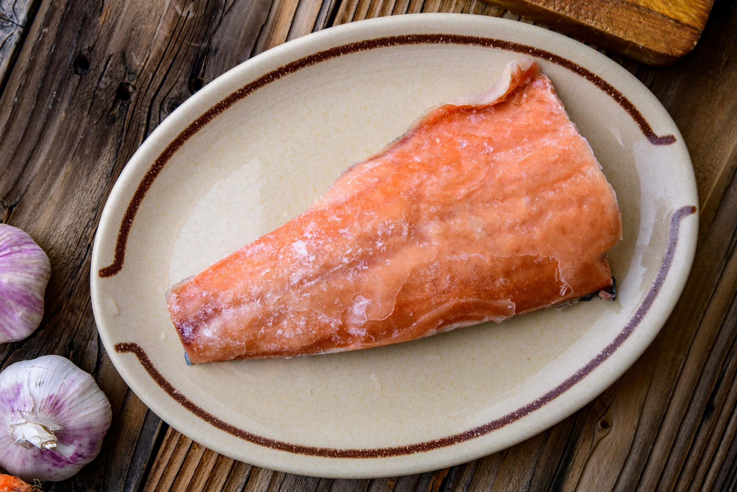 Cooking Fish From Frozen. Methods And Tips