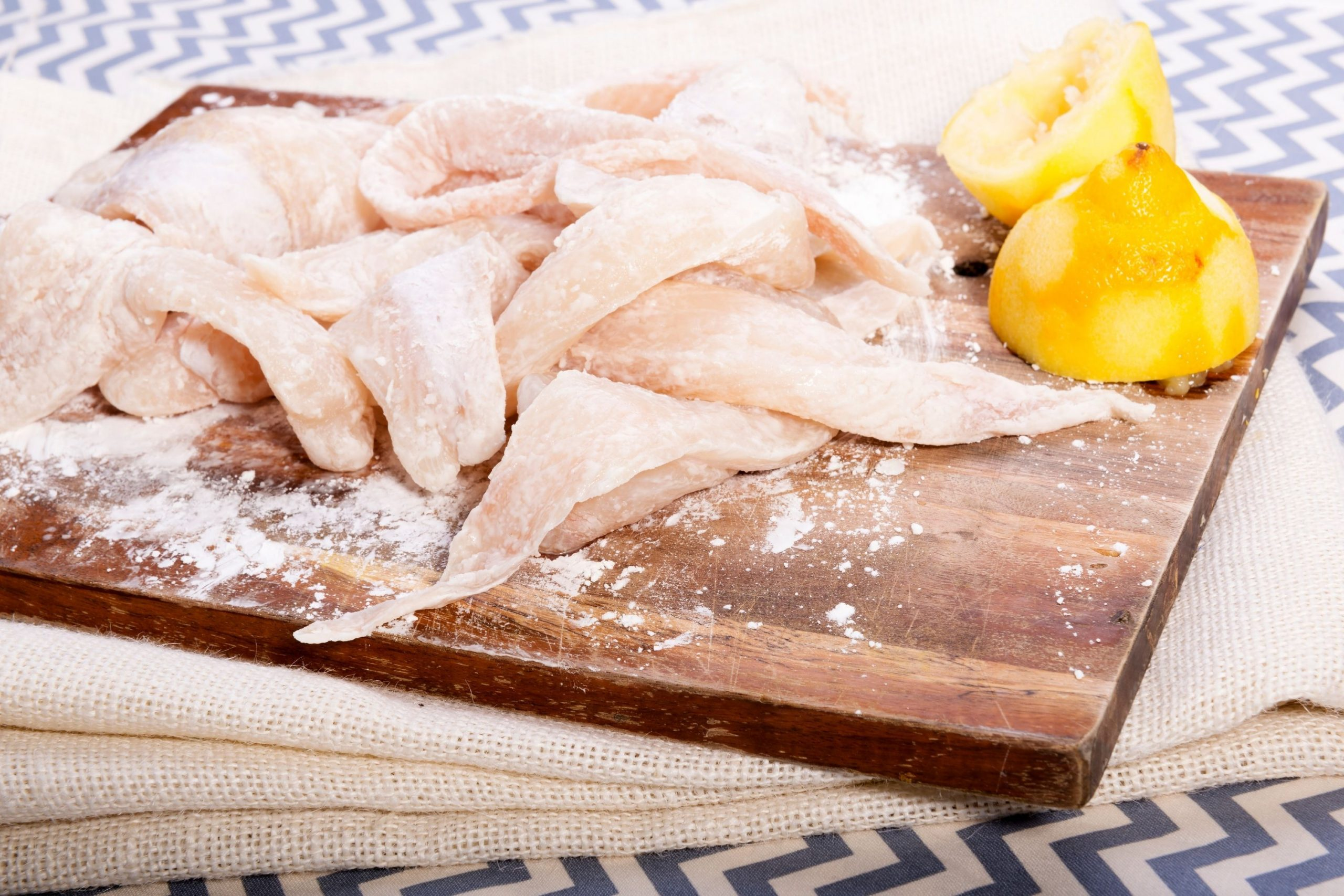 How Long to Deep Fry Frozen Battered Fish Fillets
