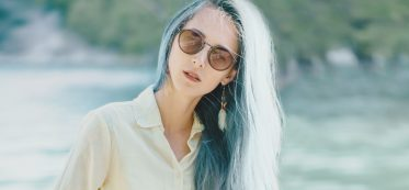 How to Get Blue Out Of Grey Hair