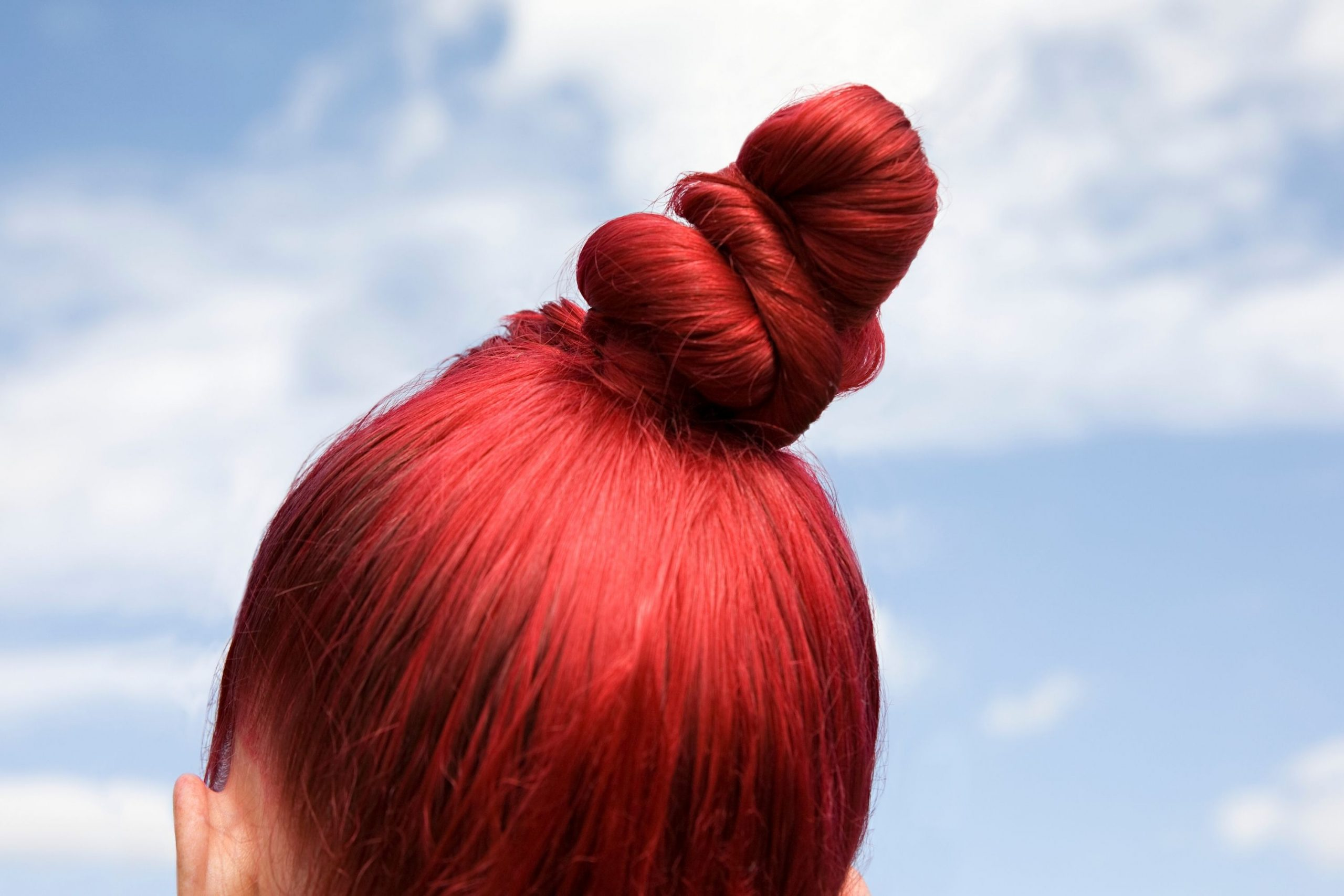 What Does Purple Shampoo Do to Dyed Red Hair